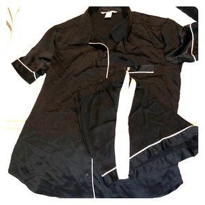 VS black PJs